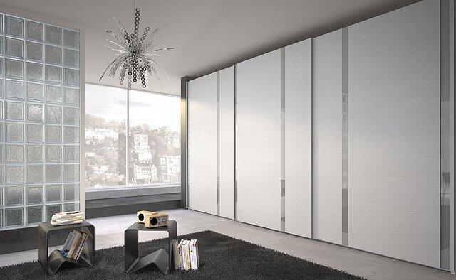 stolarnia w krakowie szafy z drzwiami przesuwnymi wygodny system przechowywania. Black Bedroom Furniture Sets. Home Design Ideas